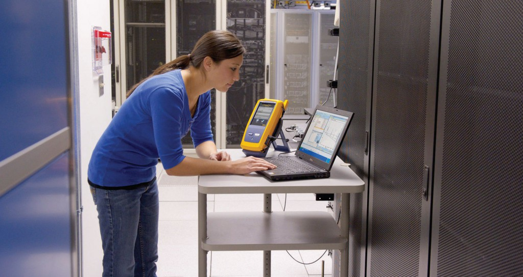 Certificare fibra optica SM si MM folosind Fluke Optifiber Certifying OTDR